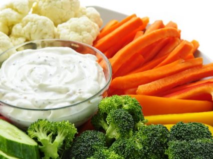 4 Ideias fáceis e saborosas de snacks de legumes