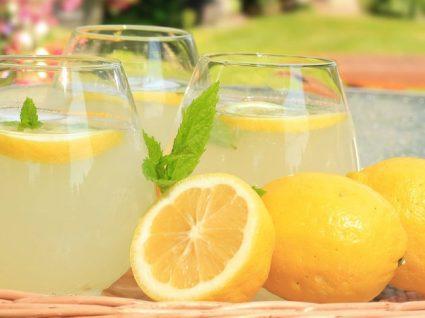 5 Receitas de limonada que vão surpreender o paladar