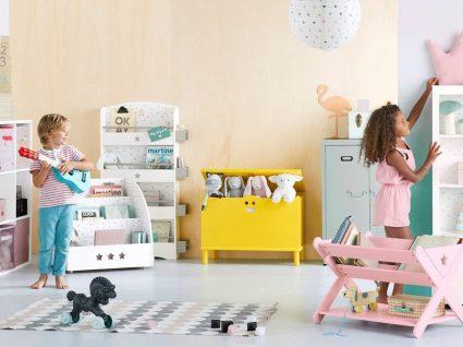 Organizar o quarto das crianças: 6 artigos indispensáveis