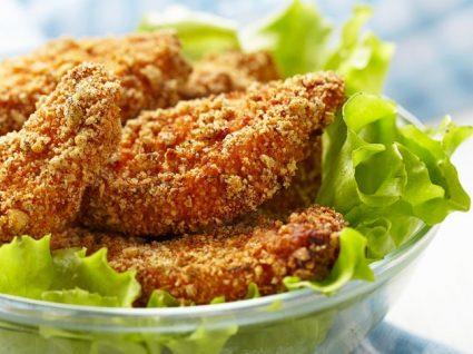 5 Receitas fáceis e deliciosas de panados de frango saudáveis