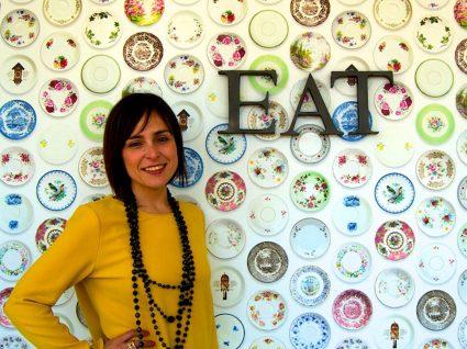A minha dieta - Entrevista a Ana Ni Ribeiro