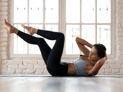 diferentes exercicios de abdominais mitos do fitness