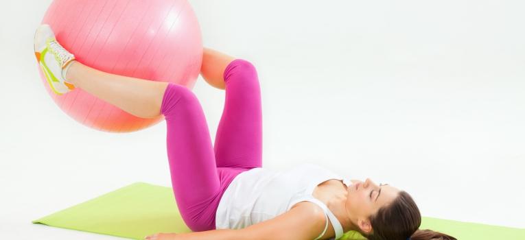 abdominal inferior com bola