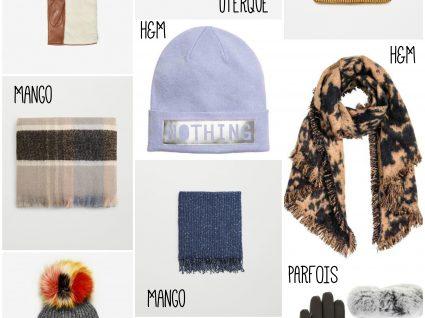 Acessórios essenciais para aquecer neste Inverno