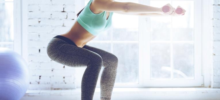 treino de musculacao