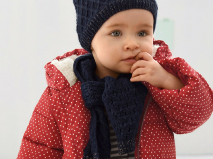 9 Agasalhos para bebé que vai adorar