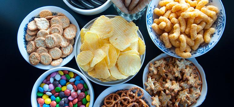 alimentacao equilibrada alimentos processados