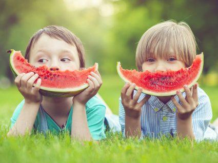 Os alimentos que as crianças não devem comer