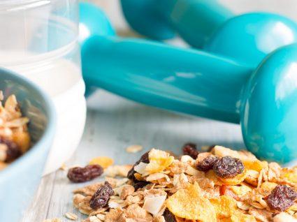 10 Alimentos que aumentam o rendimento físico