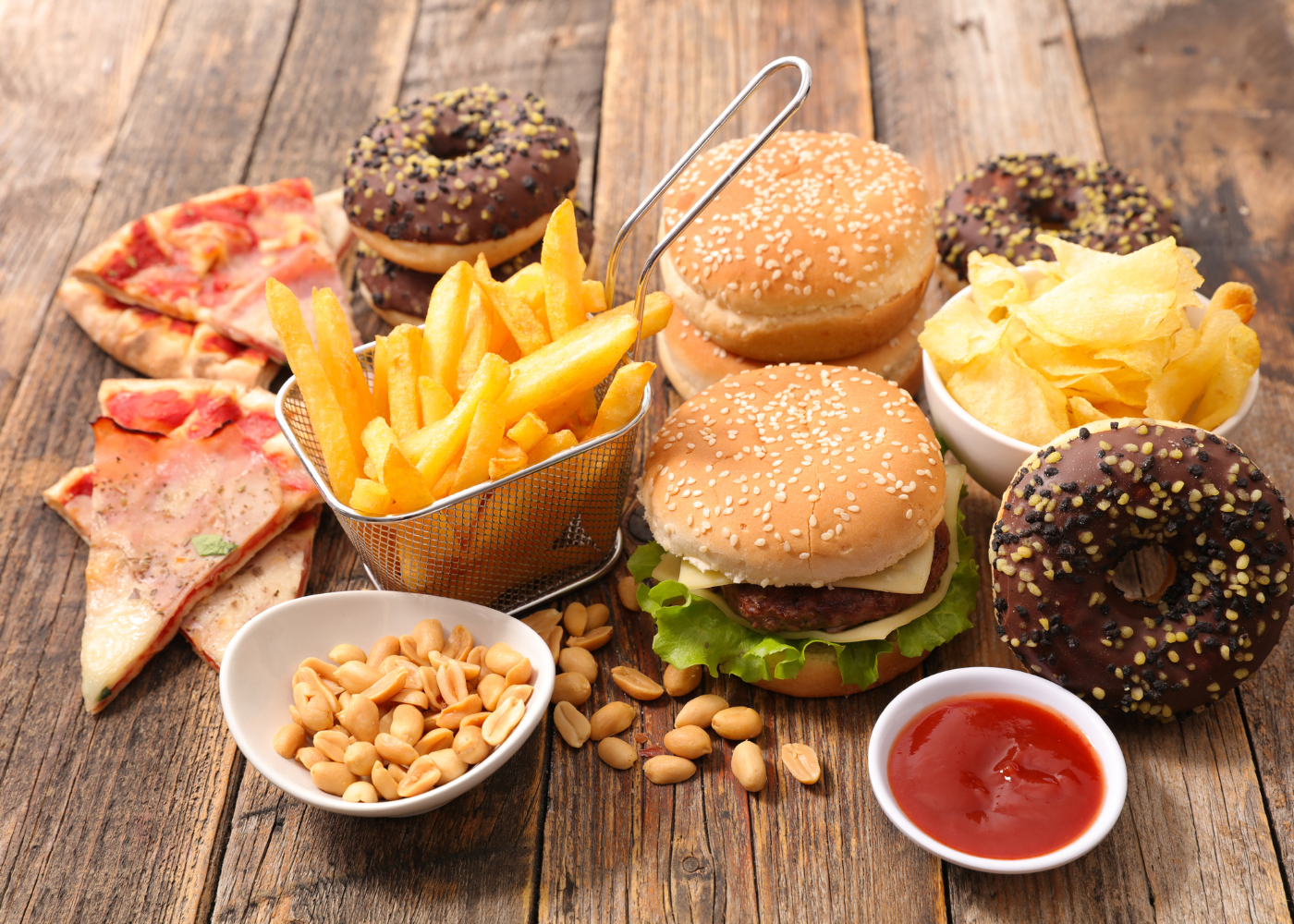 alimentos para prender intestino solto