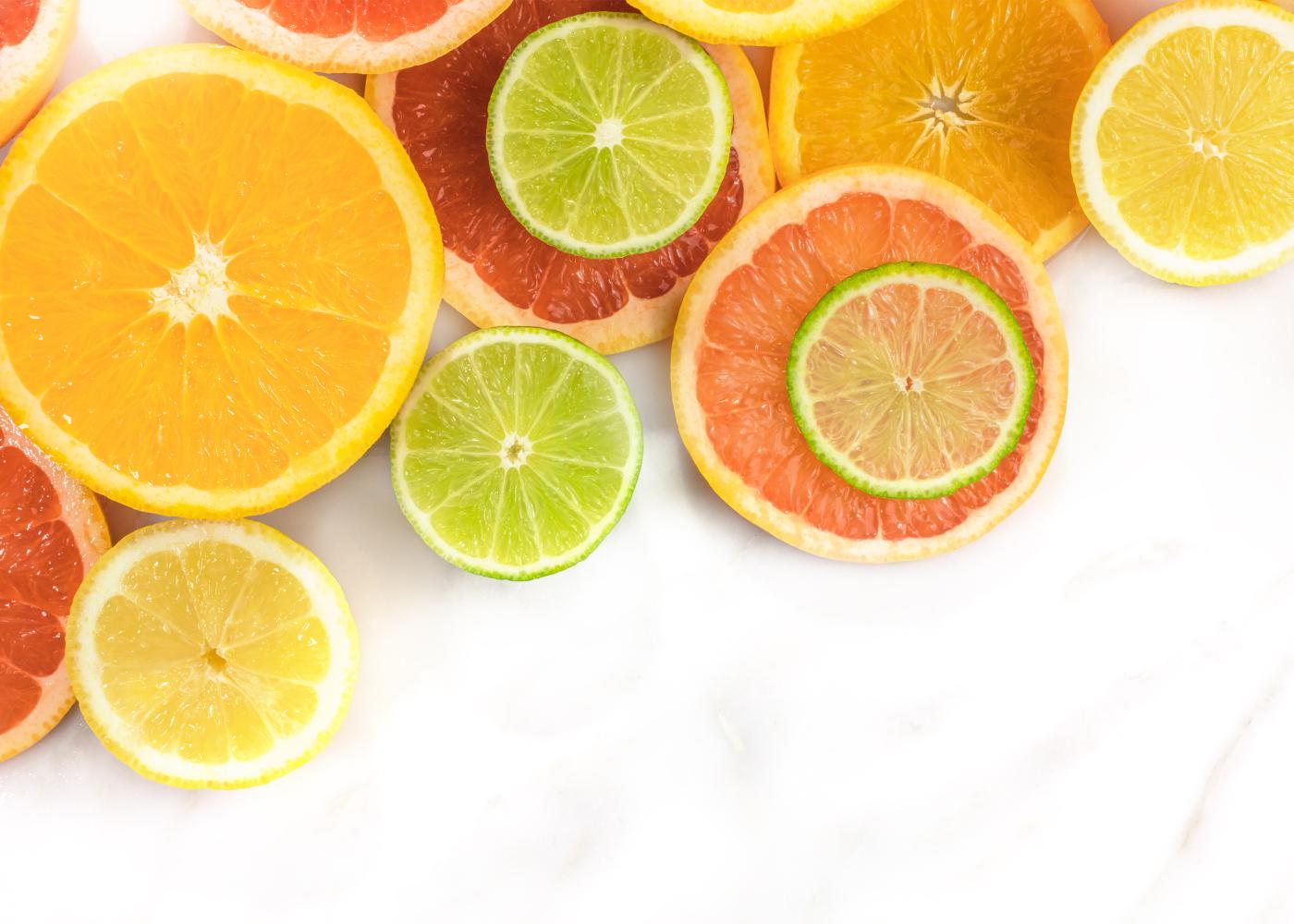alimentos ricos em antioxidantes vitamina c