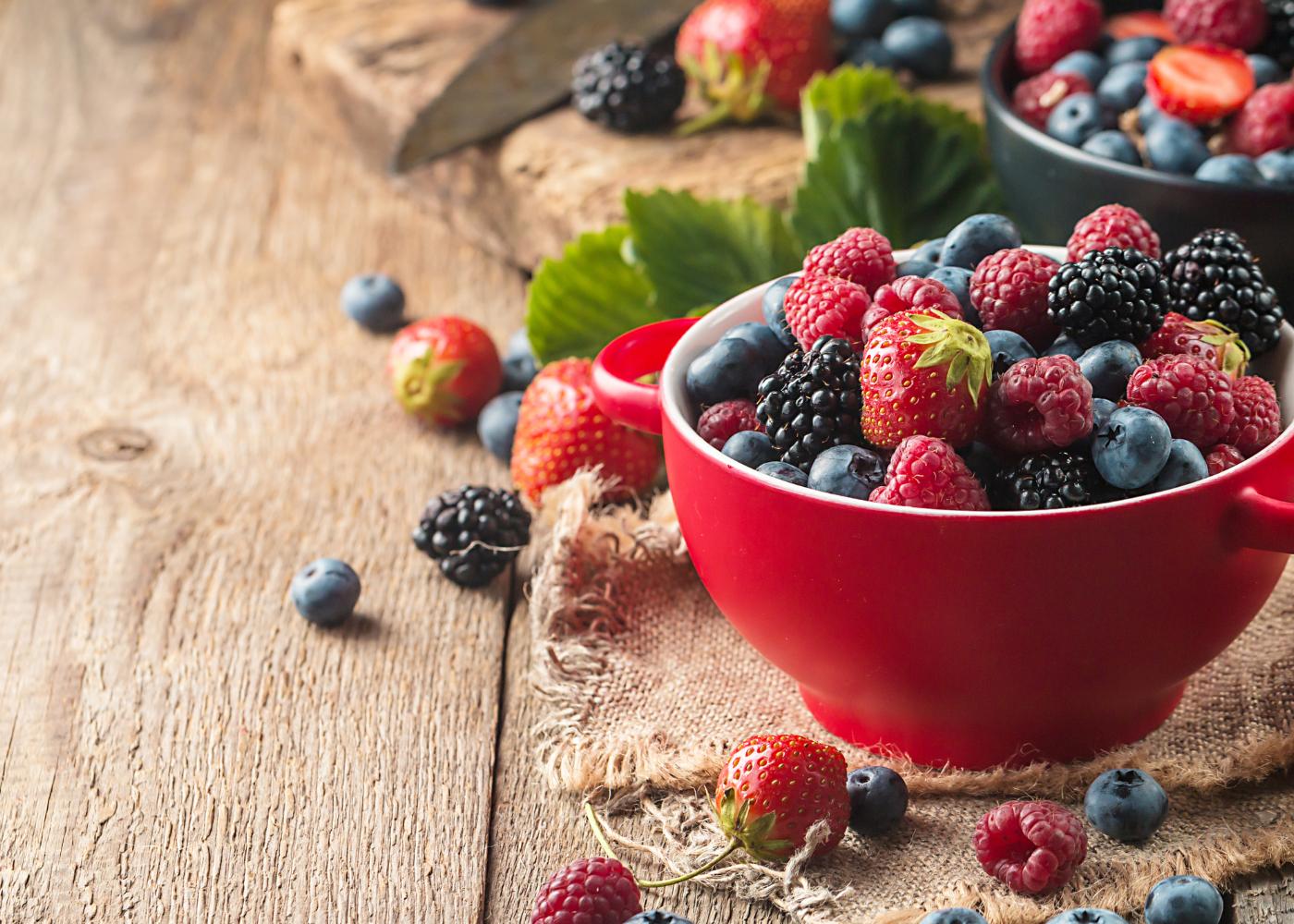 alimentos ricos em antioxidantes polifenois