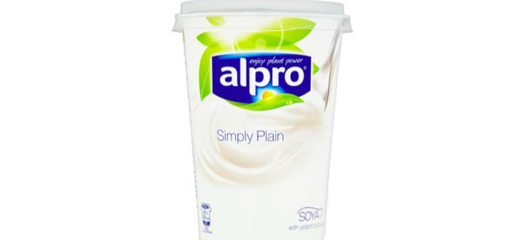 alpro soja natural
