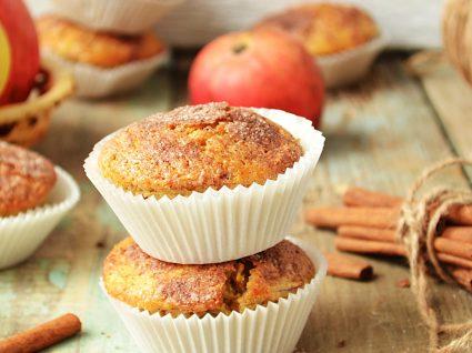 Queques de maçã: leves pecados, grandes delícias