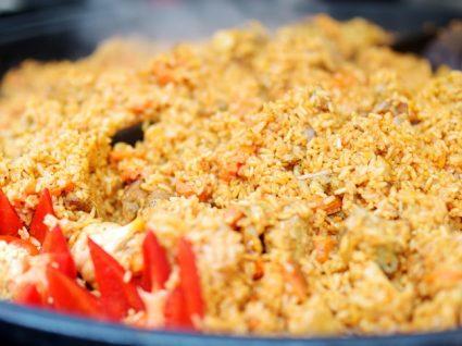 Arroz de forno: 4 sugestões que vai adorar