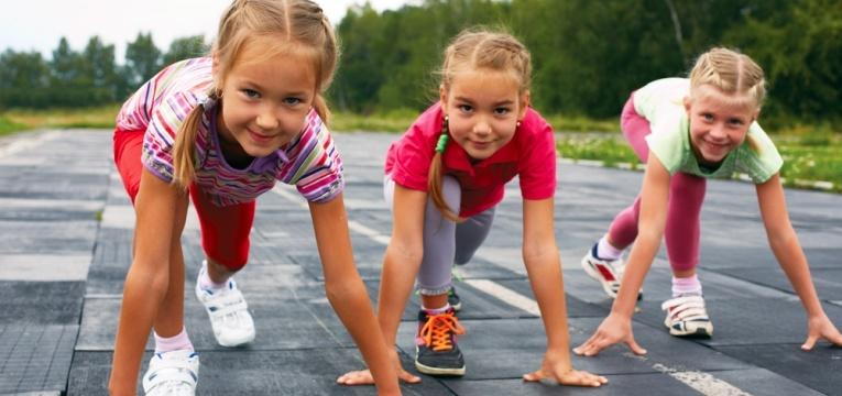atletismo meninas