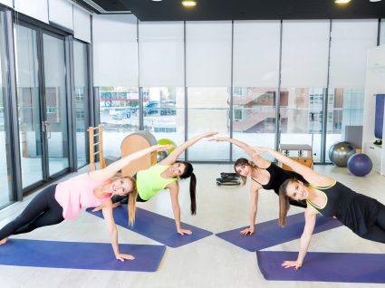 Encontre a aula de Pilates mais perto de si