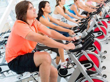 Perder peso com aulas de cycling
