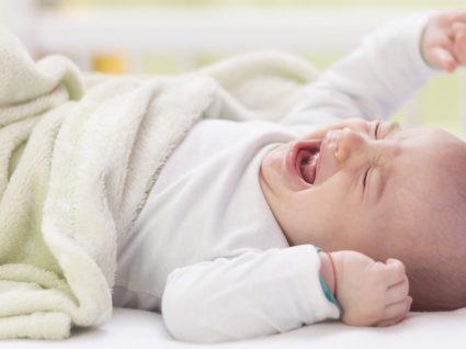 O que fazer quando o bebé não pára de chorar?