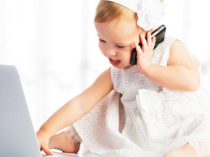 Os principais riscos do uso do telemóvel por crianças