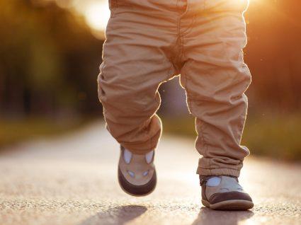 6 Peças para os primeiros passos dos bebés