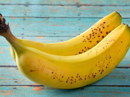 As propriedades da banana