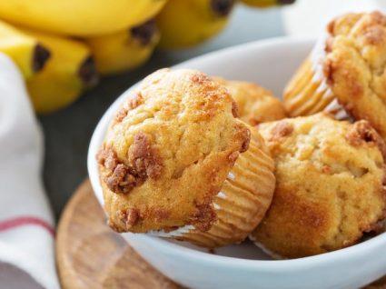 Muffins de banana: 5 deliciosas receitas a experimentar!