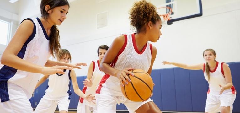 basquetebol meninas