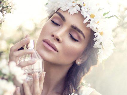 Perfumes com cheiro a Primavera