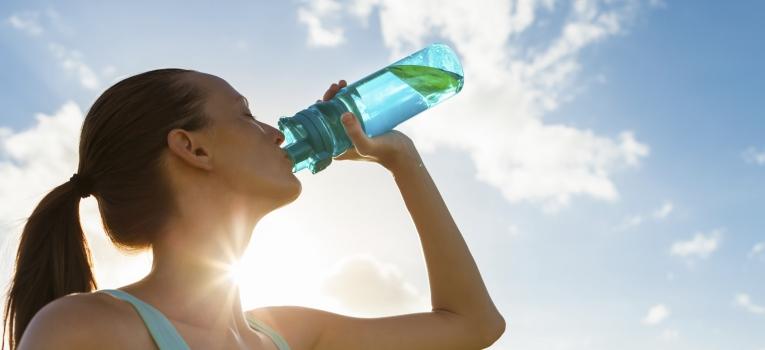 beber mais agua