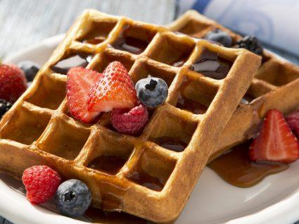 Receitas absolutamente irresistíveis de Waffles na Bimby