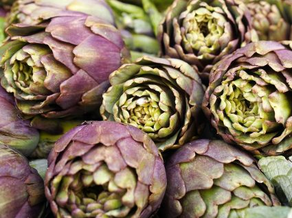 Alcachofra: benefícios nutricionais