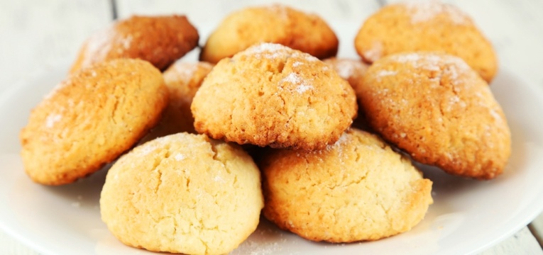 biscoitos com acucar