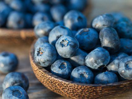 Mirtilos: uma baga cheia de nutrientes