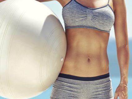 6 Exercícios com bola de Pilates