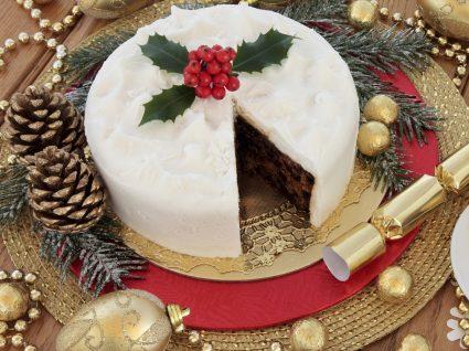 4 Ideias para um bolo de natal decorado
