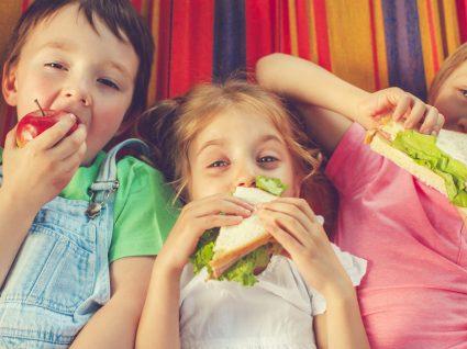 Lanches saudáveis para crianças: como devem ser