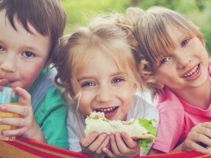 O que fazer para o seu filho comer melhor