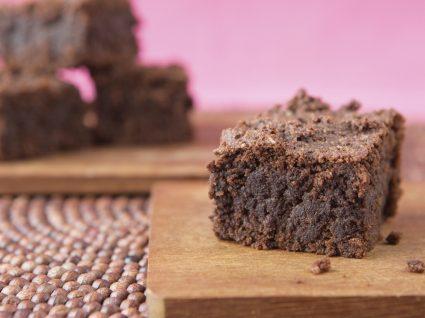 4 Receitas de brownies de feijão