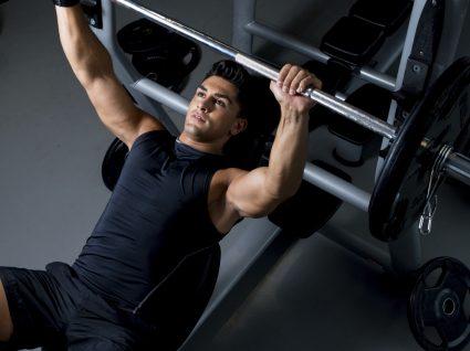 O que comer antes do treino de musculação?