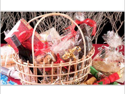 Cabazes de natal gourmet para gostos especiais