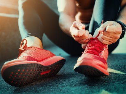 Calçado para correr mais e melhor