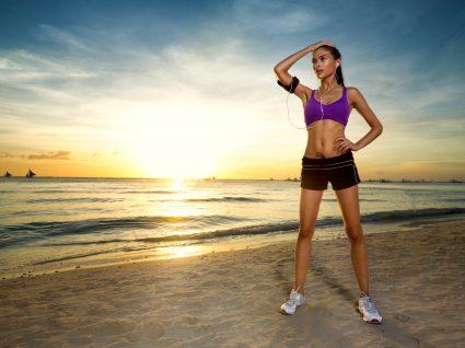 8 Calções para treinar ao ar livre