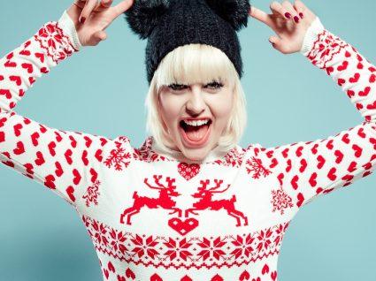 As 10 melhores sweaters natalícias