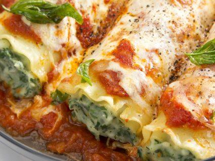 Canelones: receitas perfeitas para uma refeição tipicamente italiana