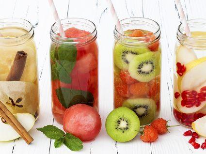 Águas detox: receitas simples e cheias de sabor