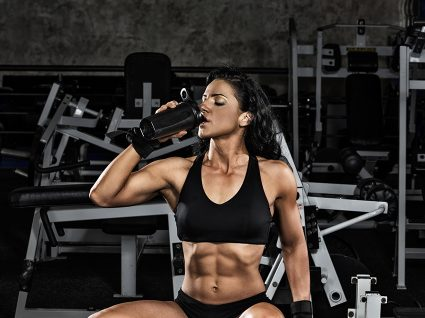A importância da proteína em atletas