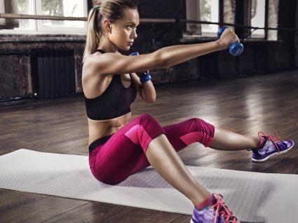 6 Exercícios para tonificar músculos