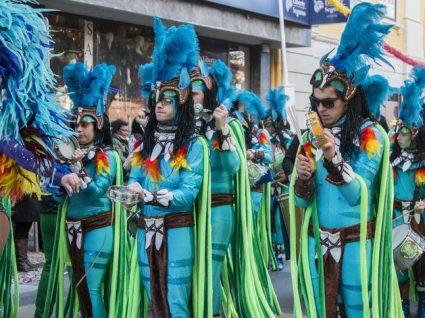 Carnaval na ilha Terceira 2018: a tradição ainda é o que era