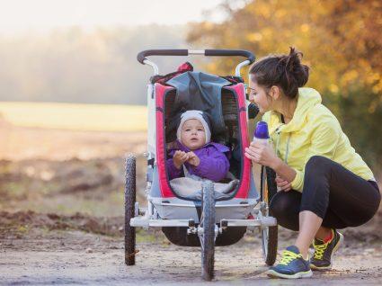 O que deve ter em conta antes de comprar um carrinho de bebé
